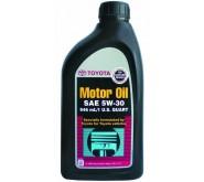 Toyota Motor Oil SM 5w30 1Л.