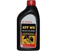 Toyota ATF WS - оригинальное трансмиссионное масло 1л.