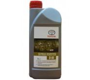 Жидкость для АКПП/ГУР Toyota ATF Dexron III (08886-80506) 1л.