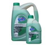 Охлаждающая жидкость ВАМП антифриз-40 зеленый 5 л.