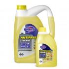 Охлаждающая жидкость ВАМП антифриз-40 желтый 5 л.