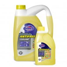 ВАМП антифриз-40 желтый 5 л. Охлаждающая жидкость