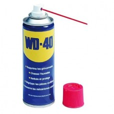 WD-40 400 мл, 1 шт.