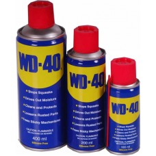 WD-40 100 мл,  200 мл,  400 мл,