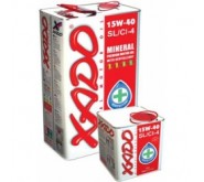 XADO Atomic Oil 15W-40 SL/CI-4 4л.
