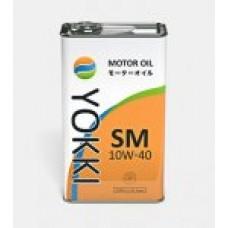 YOKKI SAE 10W-40 API SM 1л.