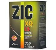 Моторное масло ZIC XQ Top 5w-30 4Л.