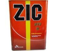 Трансмиссионное масло ZIC ATF III 4Л.