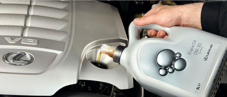 Оригинальное моторное масло LEXUS - AUTOMASLA.COM.UA